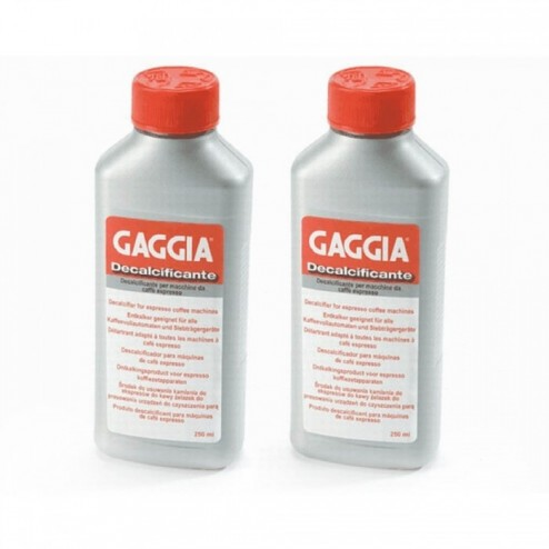 Gaggia set of 2 descaling agent 2 x 250 ml