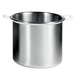 Nemox Removable Bowl 2,5 L Stainless Steel For Chef 5L Automatic