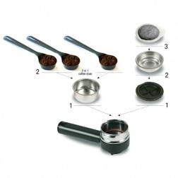 Isomac Pressurized Filter Holder