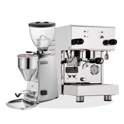 Profitec Pro 300 + Mazzer Mini Model A