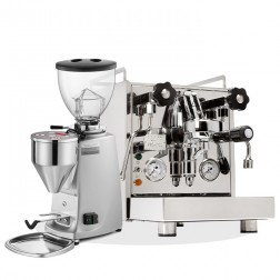 Profitec Pro 500 + Mazzer Mini Model A