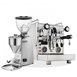 Profitec Pro 700 + Mazzer Mini Model A