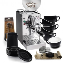 Quick Mill Carola & Caffè Italia Kit Edition 3