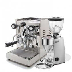 Quick Mill Anita 0990 & Mazzer Mini Electronic Model A