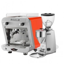 Wega IO EVD/1 + Mazzer Mini Electronic Model A