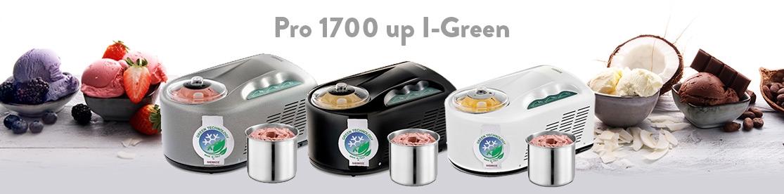 Gelato Pro 1700 UP – I Green