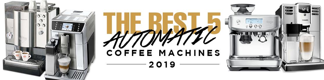 Automaattisen kahvinkeittimen
